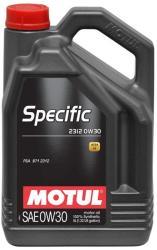 Motul Specific 2312 0W-30 (5L)