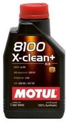 Motul 8100 X-Clean FE 5W30 (20L)