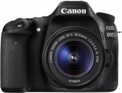 Canon EOS 80D +18-55mm IS STM