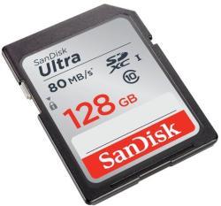 SanDisk SDXC Ultra 128GB C10/UHS-I SDSDUNC-128G-GN6IN/139769