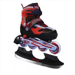 Spartan Eislauf 2in1