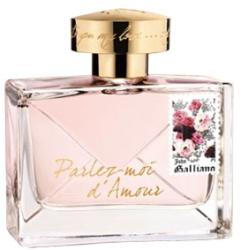 John Galliano Parlez-moi d'Amour EDT 30ml Tester