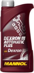 MANNOL Dexron III Automatic Plus (1L)
