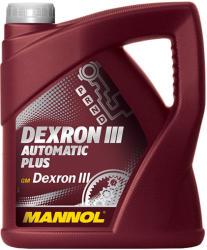 MANNOL Dexron III Automatic Plus (4L)