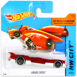 Mattel Hot Wheels - City - 4Ward Speed