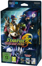 Nintendo Star Fox Zero [First Print Edition] (Wii U)