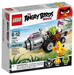 LEGO The Angry Birds Movie - Malac autós üldözés (75821)