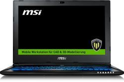 MSI WS60-6QJE316H11