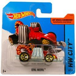 Mattel Hot Wheels - City - Eevil Weevil, piros
