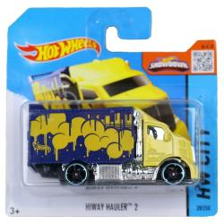 Mattel Hot Wheels - City - Hiway Hauler 2 kisautó 3