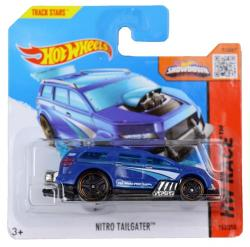 Mattel Hot Wheels - Race - Nitro Tailgater