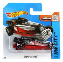 Mattel Hot Wheels - City - Great Gatspeed
