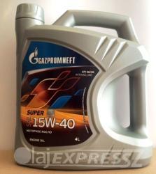 Gazprom Neft Super 15W-40 (4L)