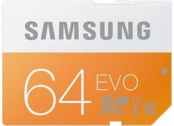 Samsung SDXC EVO 64GB Class 10 UHS-1 MB-SP64D/EU