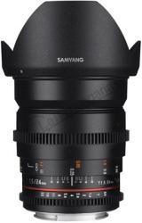 Samyang 24mm T1.5 VDSLR ED AS IF UMC II (Samsung)