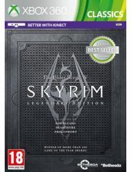 Bethesda The Elder Scrolls V Skyrim [Legendary Edition-Classics] (Xbox 360)