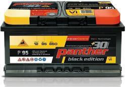 Panther-Batterien Black Edition 95Ah 850A