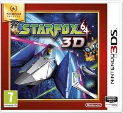 Nintendo Star Fox 64 3D [Nintendo Selects] (3DS)