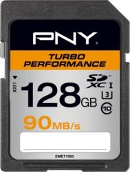 PNY SDXC 128GB Turbo Performance SD128TURPER90-EF