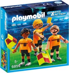 Playmobil Partjelzők és játékvezető (6859)