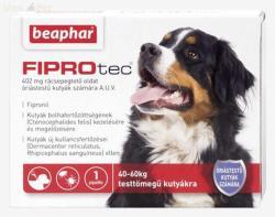 Beaphar Fiprotec Spot On XL 40kg Feletti 402mg