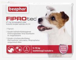 Beaphar Fiprotec Spot On S 5-10kg 67mg