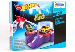 Mattel Hot Wheels - Színváltós kisautók - Forgó emelvény