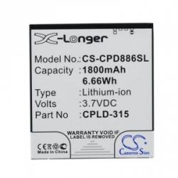 Utángyártott Vodafone Li-Ion 1800 mAh CPLD-315