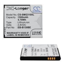 Utángyártott Samsung Li-Ion 1500 mAh EB-B130BE