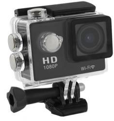 Qoltec Waterproof Sports Camera Full HD 2.0 Wi-Fi 50218