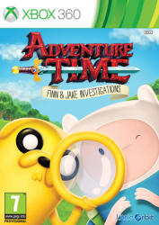 Little Orbit Adventure Time Finn & Jake Investigations (Xbox 360)