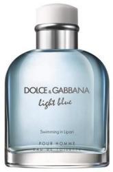 Dolce&Gabbana Light Blue Swimming in Lipari EDT 125ml Tester