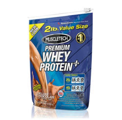 Muscletech Premium Whey Protein+ - 921g