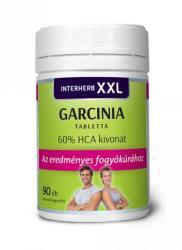 INTERHERB XXL Garcinia tabletta - 90 db