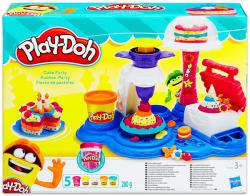 Hasbro Play-Doh - Torta Parti gyurmakészlet