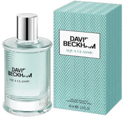 David Beckham Aqua Classic EDT 60ml
