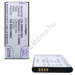 Utángyártott Samsung Li-Ion 3000 mAh EB-BN915BBEG