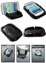 Стойка за телефон за в кола самозалепваща (31203)