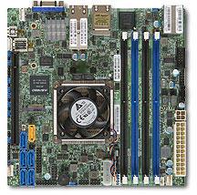 Supermicro MBD-X10SDV-6C+-TLN4F