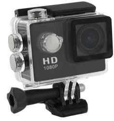 Qoltec Waterproof Sports Camera For Helmet Bike Car 2.0 50219