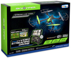 SYMA Sky Viper Video Streaming Drone