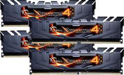 G.SKILL Ripjaws4 32GB (4x8GB) DDR4 3000MHz F4-3000C15Q-32GRK