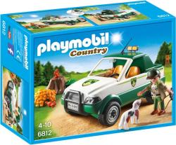 Playmobil Country - Erdész autó (6812)