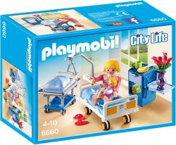 Playmobil City Life - Betegszoba babaággyal (6660)