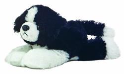Aurora Mini Flopsie - Sparky, a border collie 20cm
