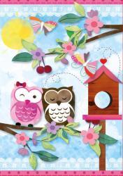 Educa Scrap puzzle - Díszítsd ki egyedül! - Valentine Art 500 db-os (16739)