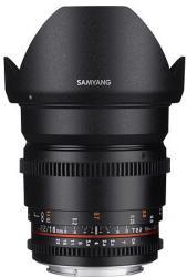 Samyang 16mm T2.2 VDSLR ED AS UMC CS II (Sony E)