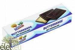 MinusL Csokis Vajas Keksz (125g)