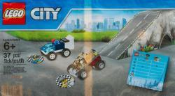LEGO City - Rendőrségi autós üldözés készlet (5004404)