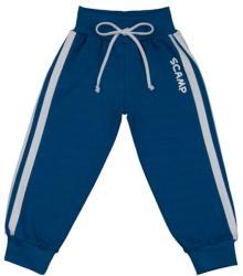 Scamp Pantaloni trening cu banda lata in talie, albastru inchis (NID272)